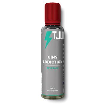 Gins Addiction | T-Juice | Short Fill | 50ml