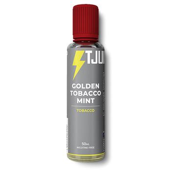 Golden Tobacco Mint | T-Juice | Short Fill | 50ml