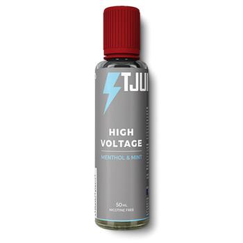 High Voltage | T-Juice | Short Fill | 50ml