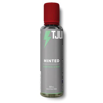 Minted | T-Juice | Short Fill | 50ml