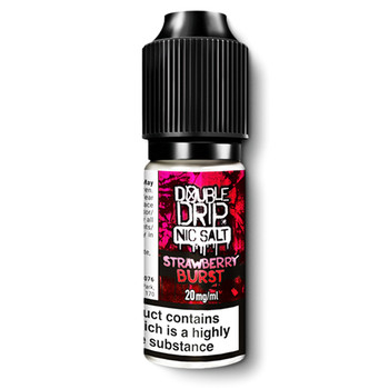 Strawberry Burst | Nic Salts