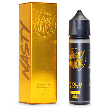 Nasty Tobacco | Gold Blend | Short Fill 50ml
