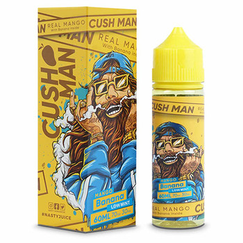 Nasty Cush Man | Banana | Short Fill 50ml
