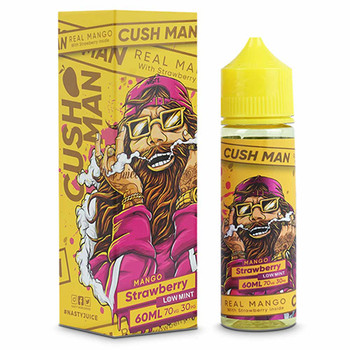 Nasty Cush Man | Strawberry | Short Fill 50ml