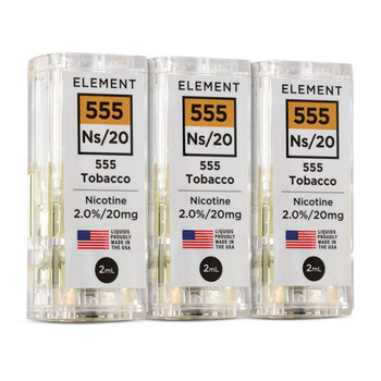 NS20 | 555 Tobacco POD | 2.0%