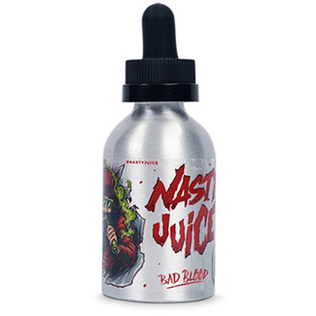 Nasty Juice | Bad Blood | Short Fill 50ml