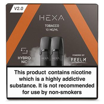 Tobacco V2.0 Pods | 2PK
