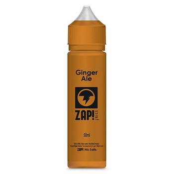 Ginger Ale | Short Fill | 50ml