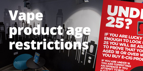 E-Cig Age Restrictions: A Guide for Vape Retailers