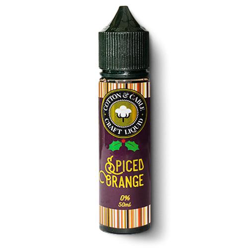Cotton & Cable Spiced Orange Shortfill 50 ml