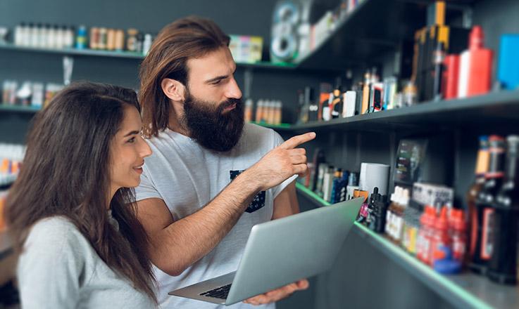 E-Cigarette Shop