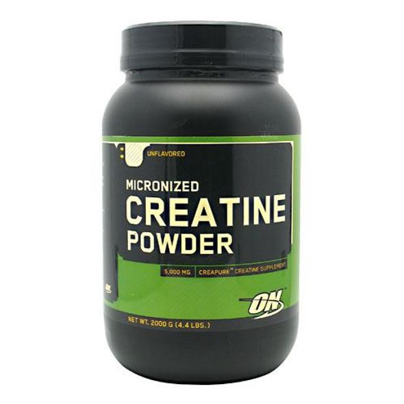 Micronized Creatine Powder, Unflavored