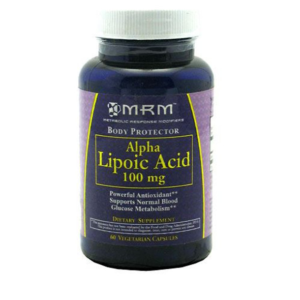 Alpha Lipoic Acid, 100 mg, Vegetarian Caps