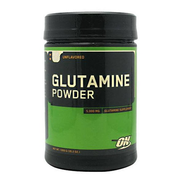 Glutamine Powder, Unflavored