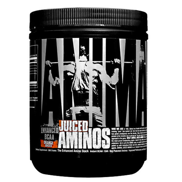 Animal Juiced Aminos, Orange juice