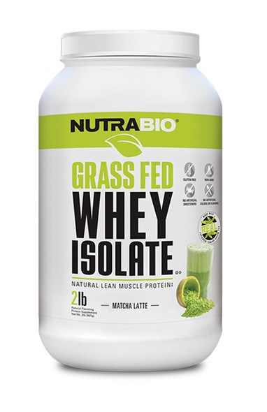 Grass Fed Why Protein Isolate