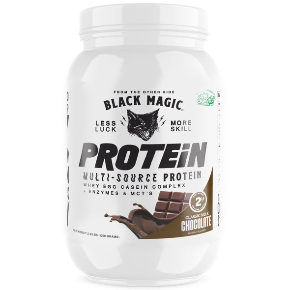 Black Magic Protein - ALL Flavors Available