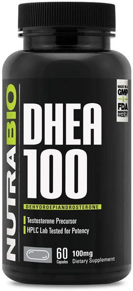 DHEA  100 Nutrabio