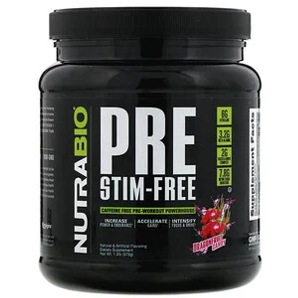 PRE Stim-free