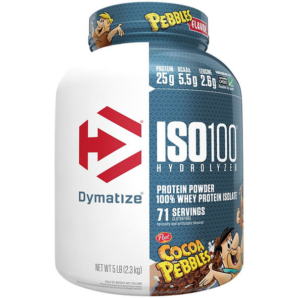 Iso100 Hydrolysed Protein By Dymatize