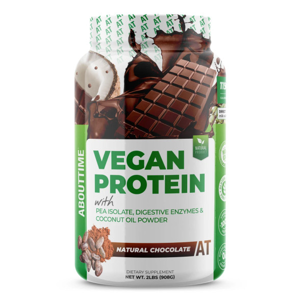 About Time Vegan Protein