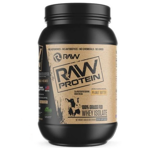 Raw Nutrition Protein Isolate FREE SHIPPING