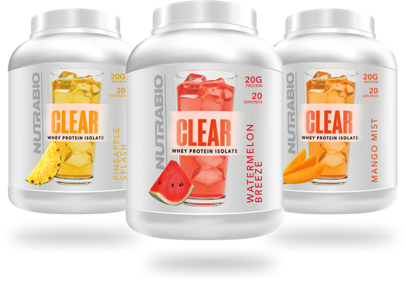 Clear Whey Isolate Protein
