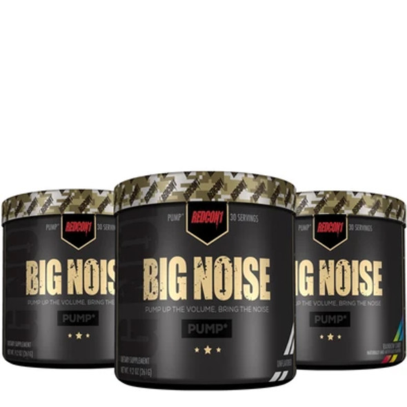 Big Noise Redcon 1