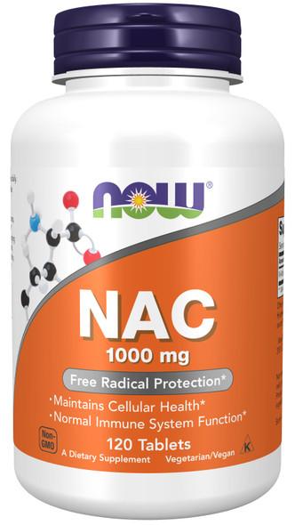 NAC Now 1000 mg 120caps