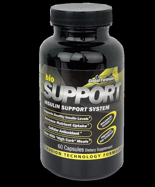 bioSUPPORT, 60 Capsules + FREE NM Shaker