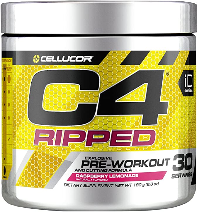 c4 ripped pre workout special