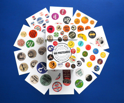 Button Box Postcards