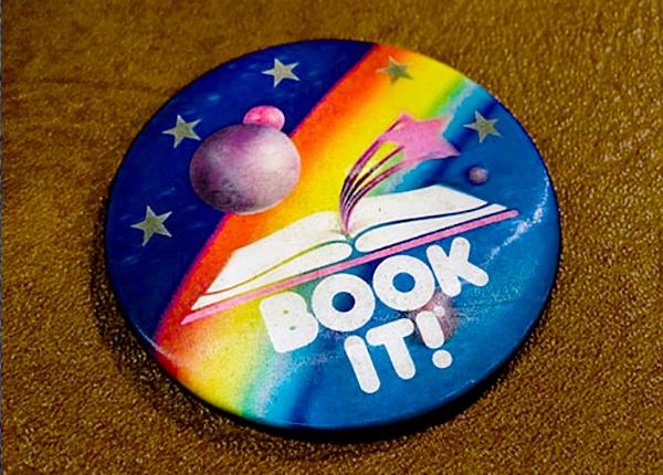 Button Memories: Book It Buttons Busy Beaver Button Co.