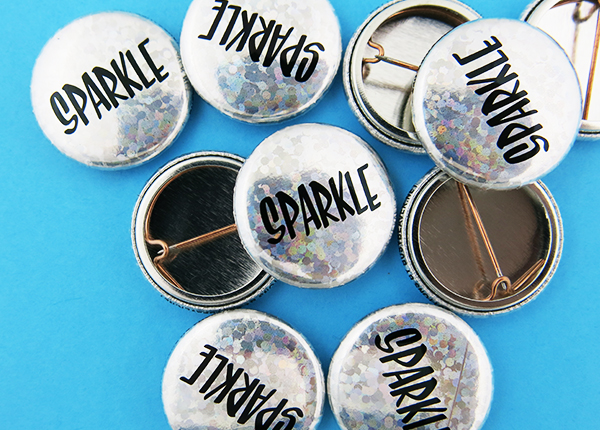 4 Shining Tips to Use the Sparkle Custom Button Finish