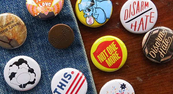 Everytown for Gun Safety Buttons
