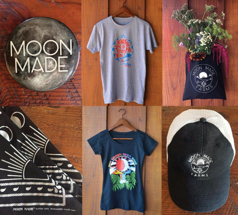 Moon Made Farms Merchandise