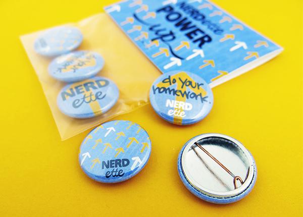 Nerdette Merchandise