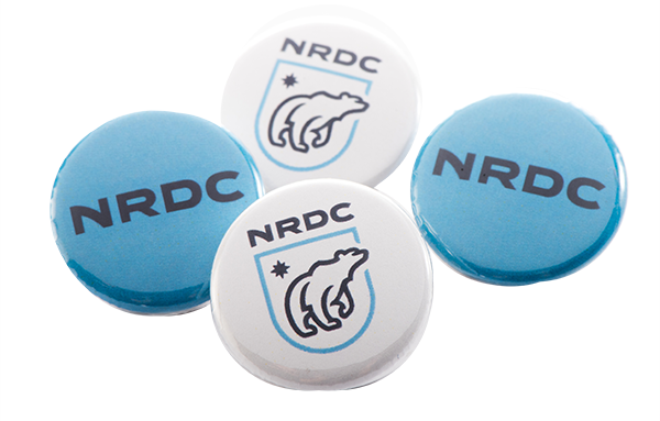NRDC buttons