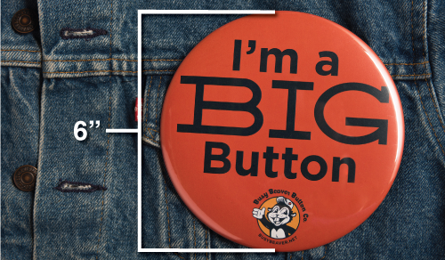 button sizes - biggest button