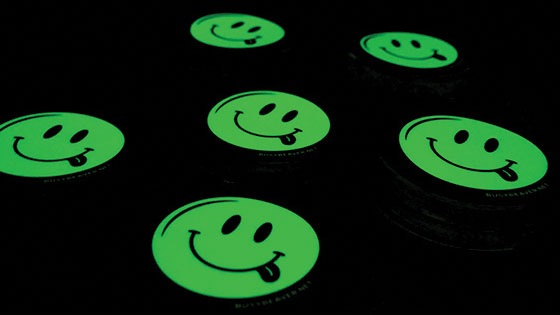 Glow in the Dark Stickers