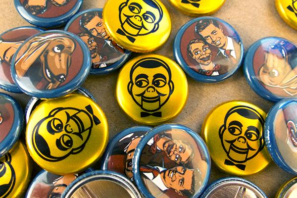 Vent Haven buttons