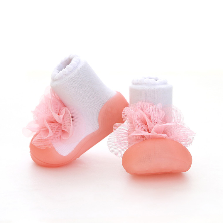 Attipas - New Corsage Shoes - Pink
