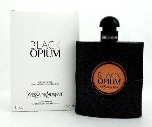 Black Opium by YSL Eau de Parfum Spray for Women 3.0 oz./90 ml.  Brand new Tester