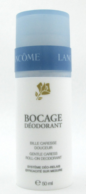 Lancome Bocage Caress Deodorant Roll-On Alcohol Free 50 ml./ 1.69 oz. New Not Sealed