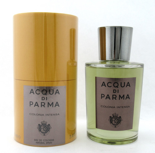 Acqua Di Parma Colonia Intensa Eau De Cologne Spray 3.4 oz. New in Box