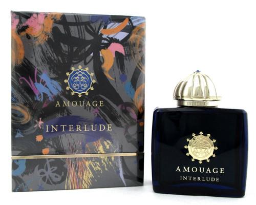 Amouage Interlude Women's Perfume 3.4 oz./100 ml. EDP Spray New In Sealed Box