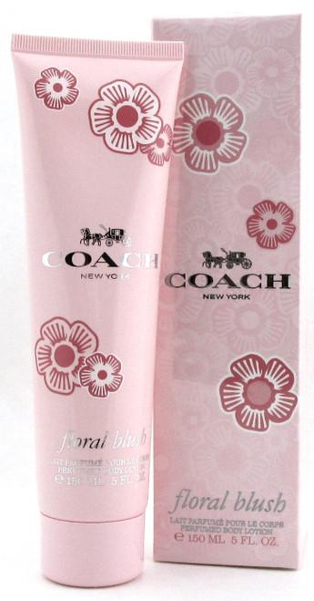 Coach New York Floral Blush Perfumed Body Lotion 5.0 oz./ 150 ml. for Women.