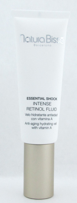 Natura Bisse Essential Shock Intense Retinol Fluid Anti Aging Hydrating Veil with Vitamin A 1.7 oz./ 50 ml. Tester/Unboxed