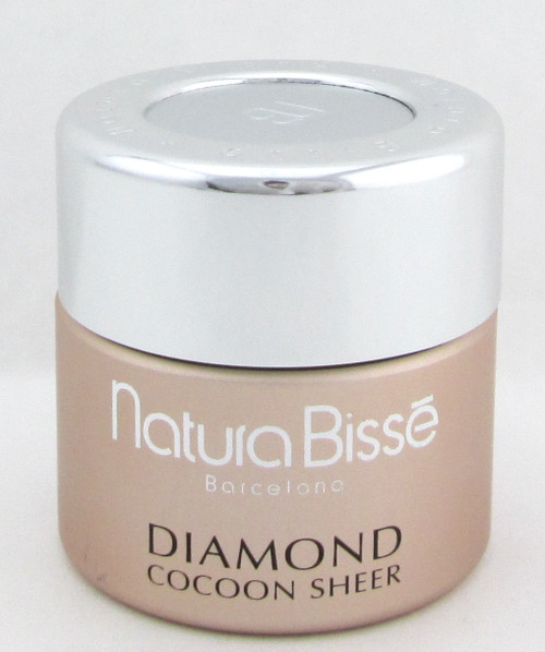Natura Bisse Diamond Cocoon Sheer Color Enhancing Fortifying Moisturizer SPF 30 1.7 oz./ 50 ml. TESTER