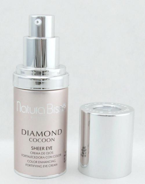 Natura Bisse Diamond Cocoon Sheer Eye  Cream 0.8 oz./ 25 ml. TESTER